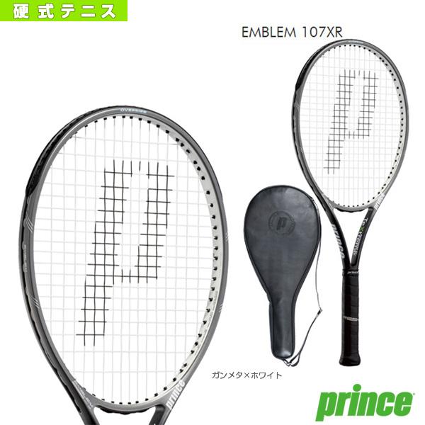 【テニス ラケット プリンス】 EMBLEM 107 XR/エンブレム 107 XR(7TJ015)硬式