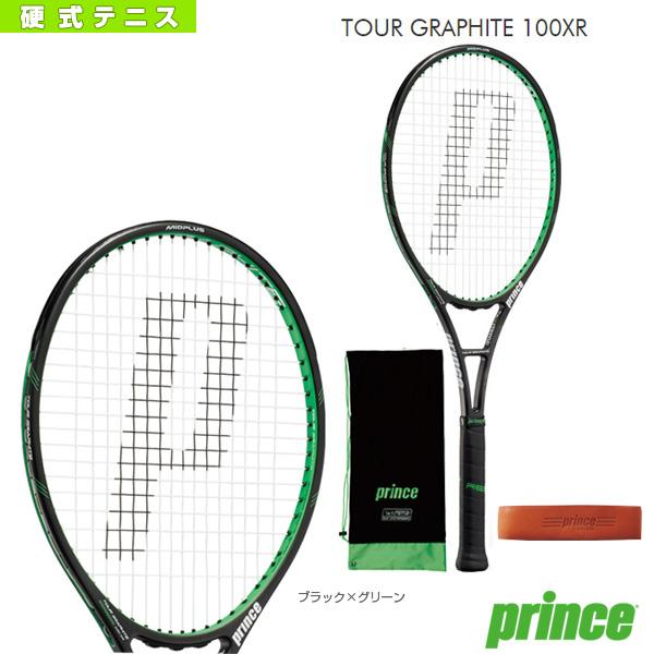 【テニス ラケット プリンス】 TOUR GRAPHITE 100 XR/ツアーグラファイト 100 XR(7TJ017)硬式