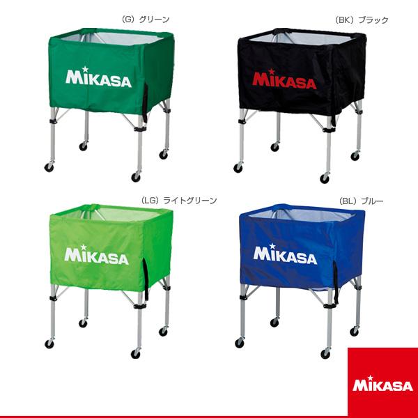 【オールスポーツ コート用品 ミカサ】ボールカゴ箱型(小)/フレーム・幕体・キャリーケース3点セット(BC-SP-SS)
