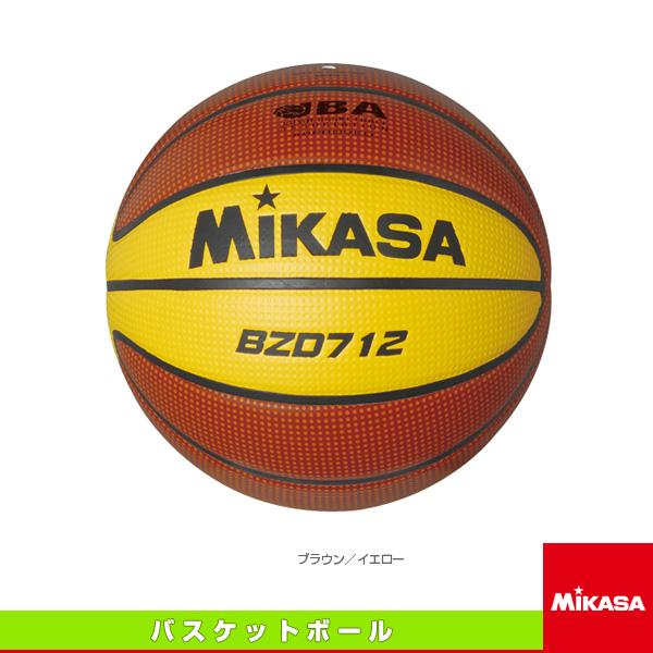 【バスケットボール ボール ミカサ】バスケットボール/検定球/7号球(BZD712)