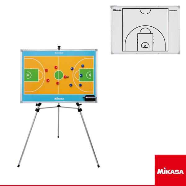 【バスケットボール アクセサリ・小物 ミカサ】バスケットボール特大作戦盤/三脚・ケース付(SBBXL)