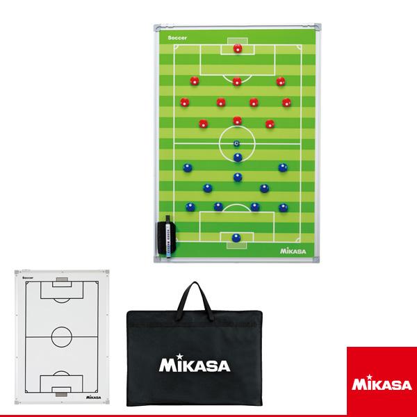 【サッカー アクセサリ・小物 ミカサ】サッカー特大作戦盤/三脚・ケース付(SBFXL)