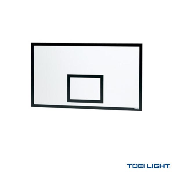 【バスケットボール 設備・備品 TOEI(トーエイ)】[送料別途]バスケット板旧型/裏ザン付/一般用/2枚1組(B-2065)