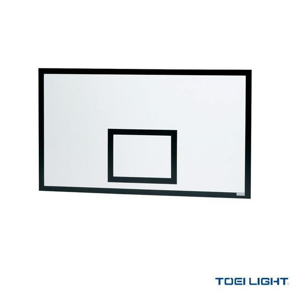 【バスケットボール 設備・備品 TOEI(トーエイ)】[送料別途]バスケット板新型/裏ザン付/一般用/2枚1組(B-2066)