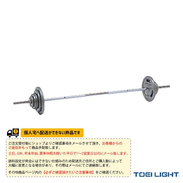 【フィットネス トレーニング用品 TOEI(トーエイ)】[送料別途]バーベルプレートST W900セット/21.5kgセット(H-7194)