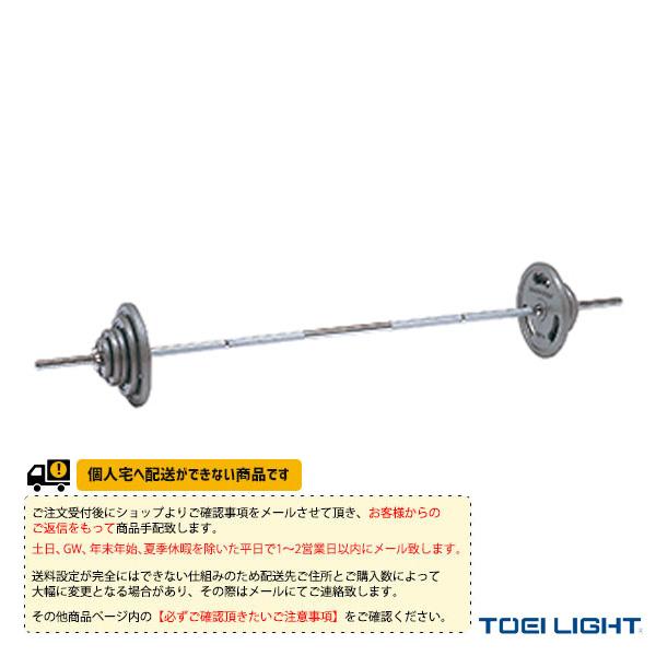 【フィットネス トレーニング用品 TOEI(トーエイ)】[送料別途]バーベルプレートST W900セット/31.5kgセット(H-7195)
