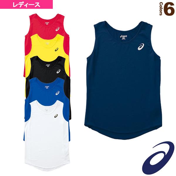 【陸上 ウェア(レディース) アシックス】 ランニングシャツ/レディース(XT2034)