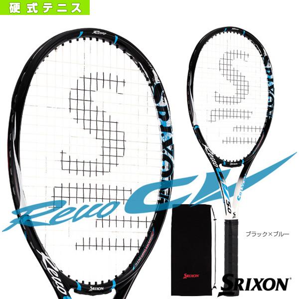 【テニス ラケット スリクソン】SRIXON REVO CV 5.0/スリクソン レヴォ CV 5.0(SR21603)