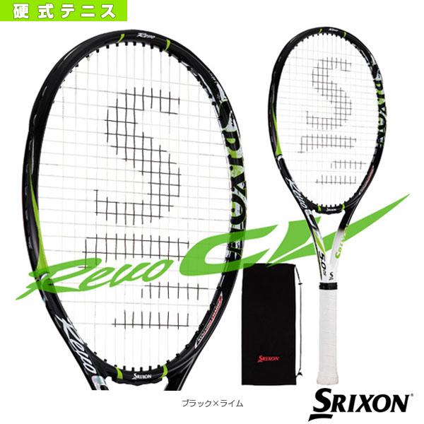 【テニス ラケット スリクソン】SRIXON REVO CV 5.0 OS/スリクソン レヴォ CV 5.0 OS(SR21604)