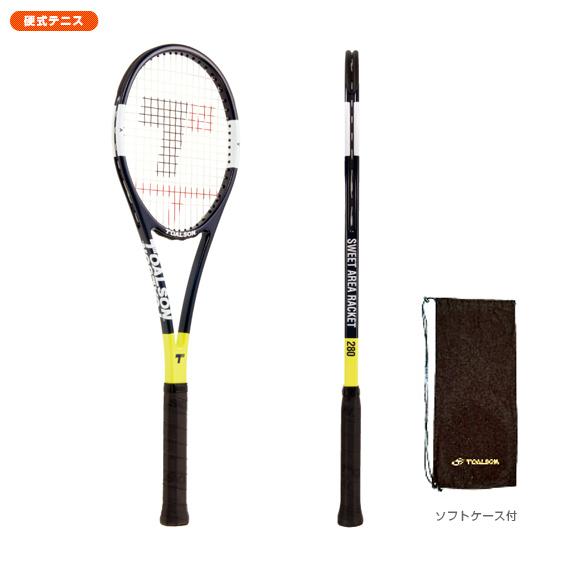 【テニス ラケット トアルソン】 スイートエリアラケット280/SWEET AREA RACKET 280(1DR92800)練習用