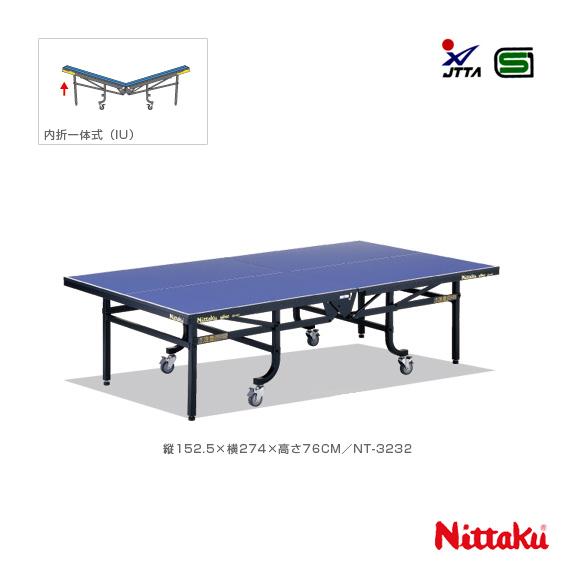【卓球 コート用品 ニッタク】[送料別途]Nittaku ウイング DX-40/内折一体式ダンパー付(NT-3232)