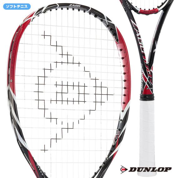 【ソフトテニス ラケット ダンロップ】ZAGG 100V(DR11208)