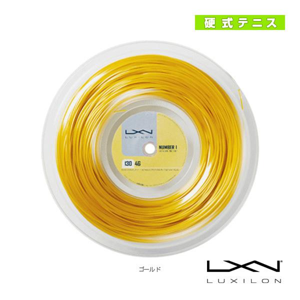 【テニス ストリング(ロール他) ルキシロン】LUXILON ルキシロン/4G 130 200m ロール(WRZ990142)
