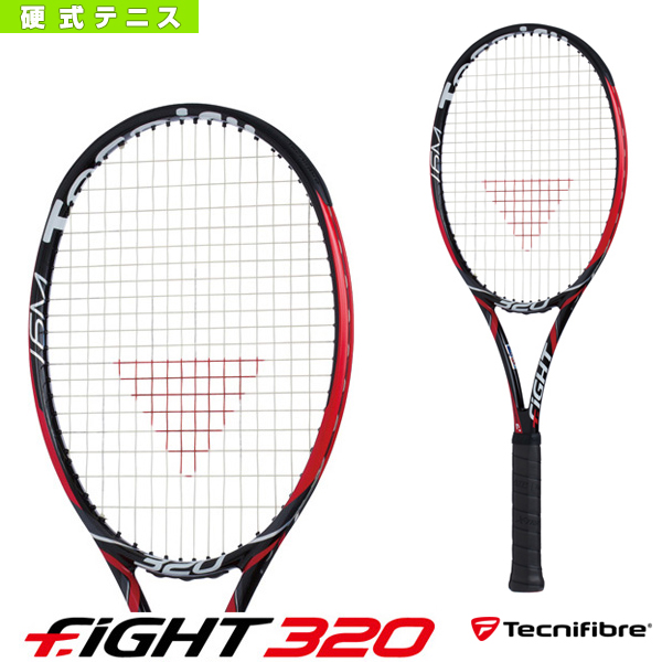 【テニス ラケット テクニファイバー】 T-FIGHT 320/ティーファイト 320(BRTF40)硬式テニスラケット硬式ラケット
