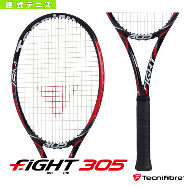 【テニス ラケット テクニファイバー】 T-FIGHT 305/ティーファイト 305(BRTF41)硬式テニスラケット硬式ラケット