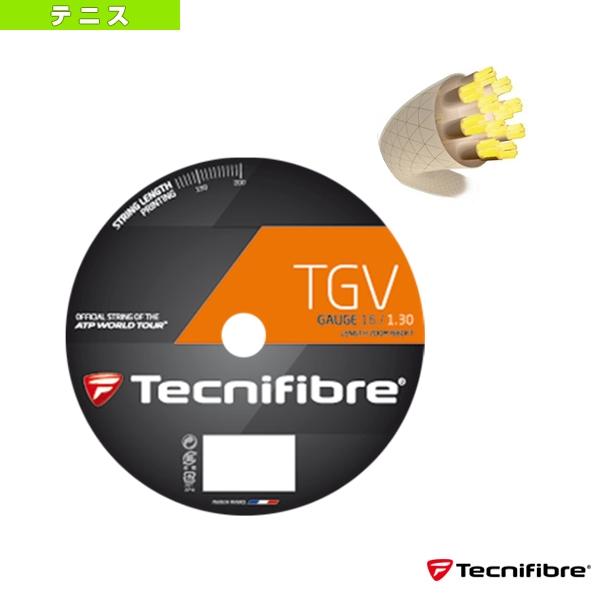 【テニス ストリング(ロール他) テクニファイバー】TGV 200m/ティージーブイ 200mロール(TFR906/TFR907)