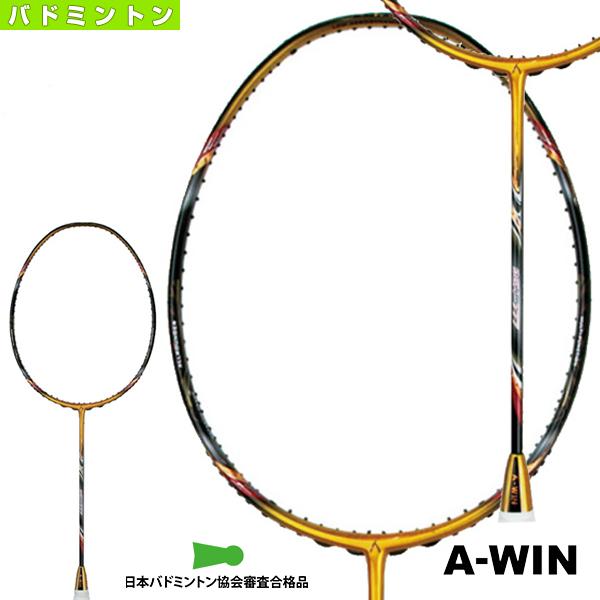 【バドミントン ラケット A-WIN(アーウィン)】96H-777(96H-777GD)