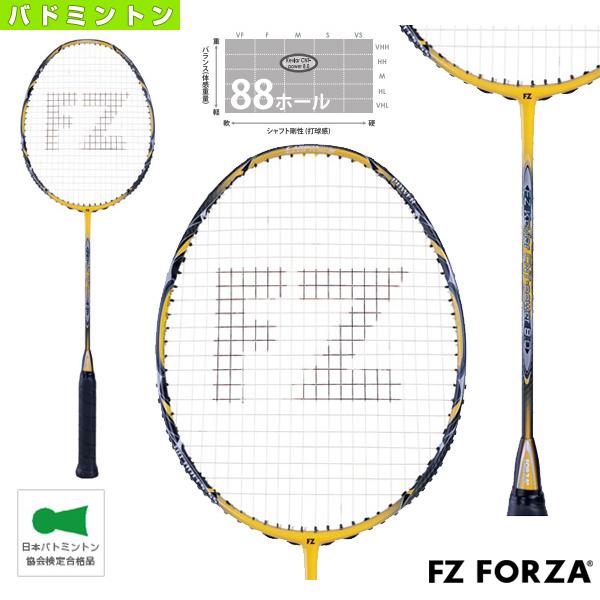 【バドミントン ラケット フォーザ】 FZ Kevlar CNT-power8.0(KV8.0)