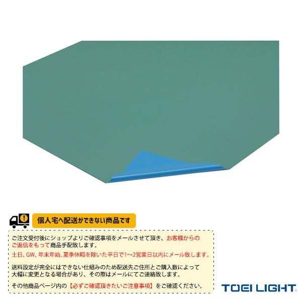【体育館用品 設備・備品 TOEI】[送料別途]フロアーシート42-40M/0.42mm厚タイプ(T-1186)