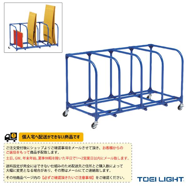 【体育館用品 設備・備品 TOEI】[送料別途]踏切板運搬車140/屋内用(T-1514)