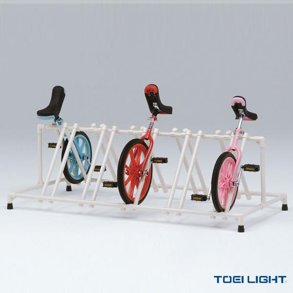 【運動場用品 設備・備品 TOEI】[送料別途]一輪車ラックYZ10(T-2493)