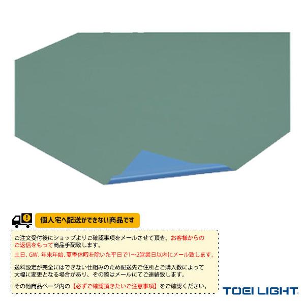 【体育館用品 設備・備品 TOEI】[送料別途]フロアーシート42-30M/0.42mm厚タイプ(T-2577)