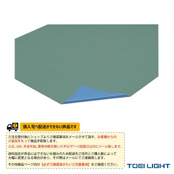 【体育館用品 設備・備品 TOEI(トーエイ)】 [送料別途]フロアーシート42-35M/0.42mm厚タイプ(T-2578)