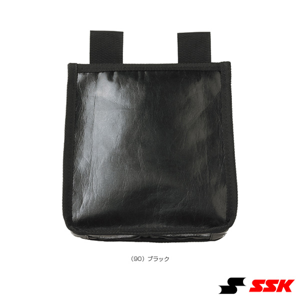 Referee For Ball Bags Leather Upg120 Baseball Umpire Equipment Ssk