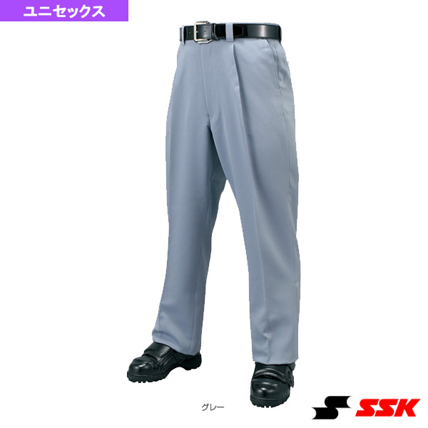 【野球 ウェア(メンズ/ユニ) エスエスケイ】 審判用夏用スラックス(UPW033)
