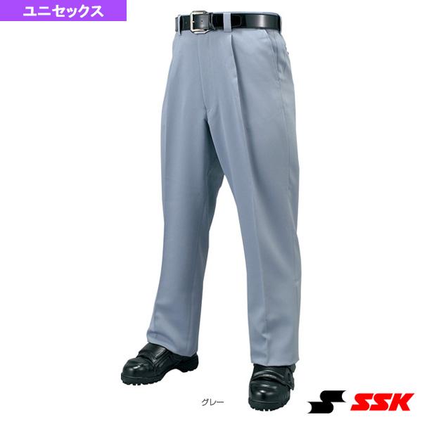 【野球 ウェア(メンズ/ユニ) エスエスケイ】 審判用3シーズン用スラックス(UPW034)