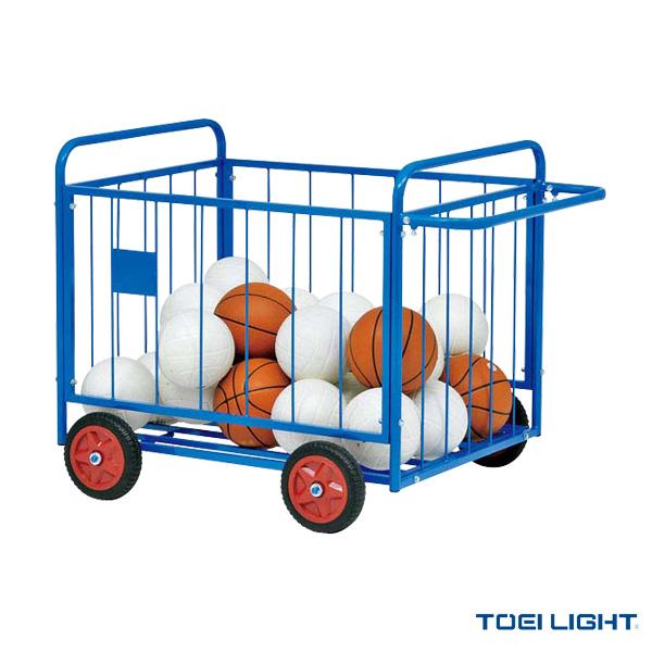 【オールスポーツ 設備・備品 TOEI(トーエイ)】 [送料別途]屋外用ボールカゴ80100(B-3859)