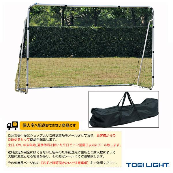 【フットサル 設備・備品 TOEI(トーエイ)】 [送料別途]フットサルゴールS300/1台(B-6233)
