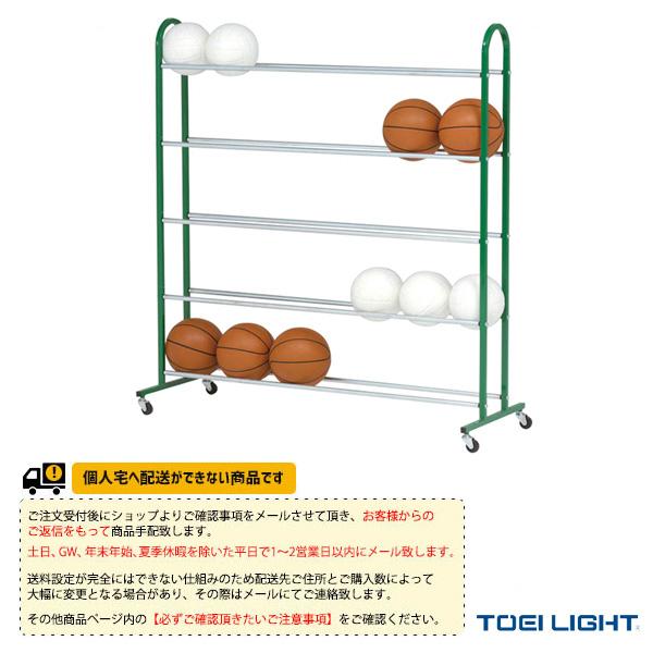 【オールスポーツ 設備・備品 TOEI】[送料別途]ボール整理棚ST5(B-7055)