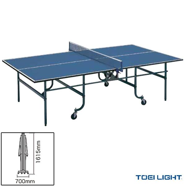 【卓球 コート用品 TOEI(トーエイ)】[送料別途]卓球台MB22/内折一体式(B-7865)