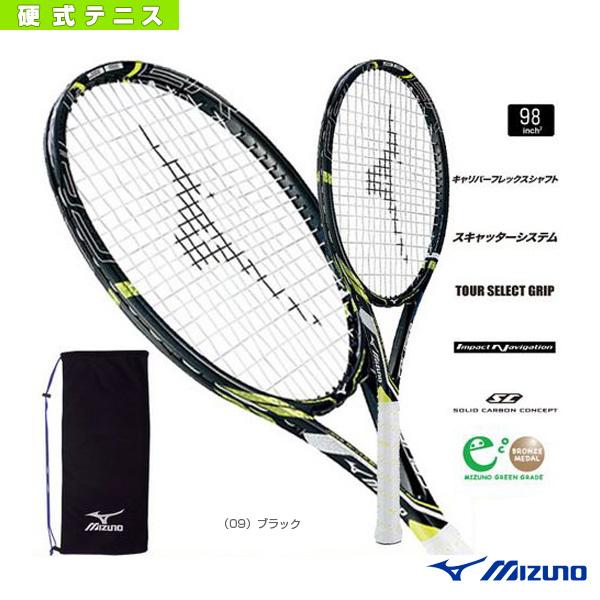 【テニス ラケット ミズノ】CALIBER 98/キャリバー 98(63JTH53109)