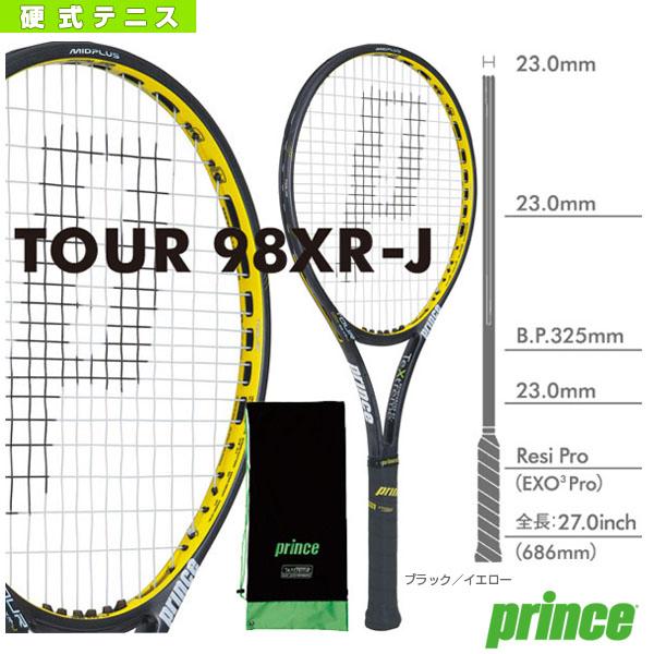 【テニス ラケット プリンス】TOUR 98XR-J/ツアー 98XR-J(7T40L)