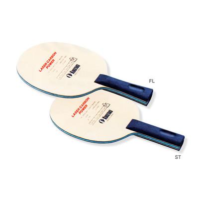 【卓球 ラケット コクタク】レーザーカーボンPOWER(0013/0014)