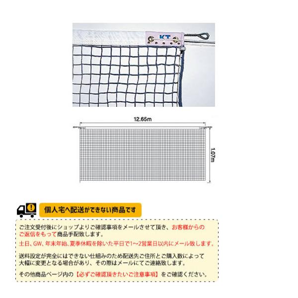 【ソフトテニス コート用品 寺西喜ネット】正式ソフトテニスネット(KT-218/KT-219)