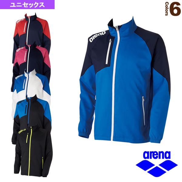 【オールスポーツ ウェア(メンズ/ユニ) アリーナ】クロスジャケット/ユニセックス(ARN-4300)