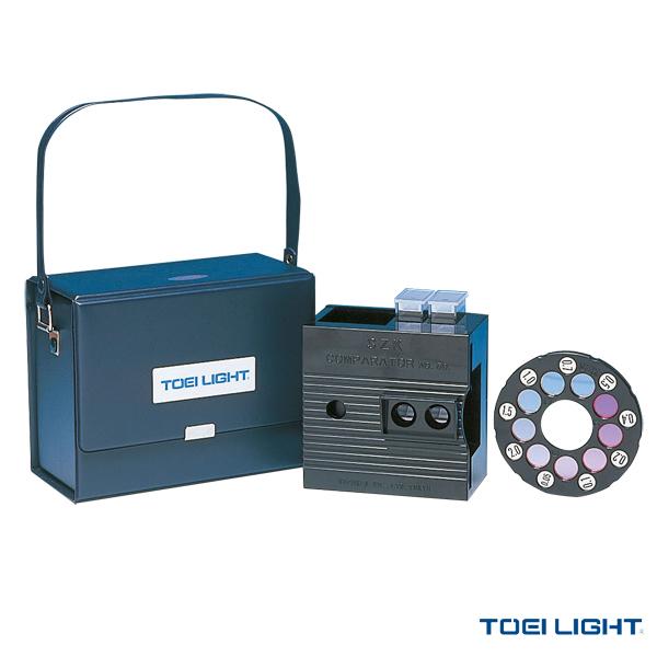 【水泳 設備・備品 TOEI】DPD法ダイヤル式残留塩素計(B-4235)