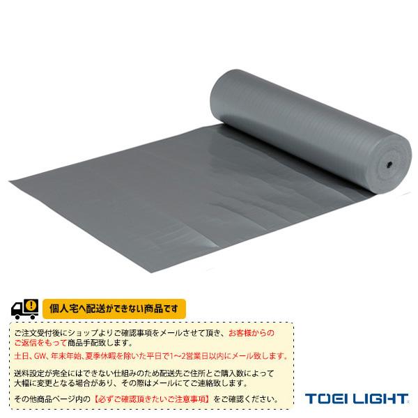 【水泳 設備・備品 TOEI】[送料別途]プールカバーDXシルバー(B-6099)