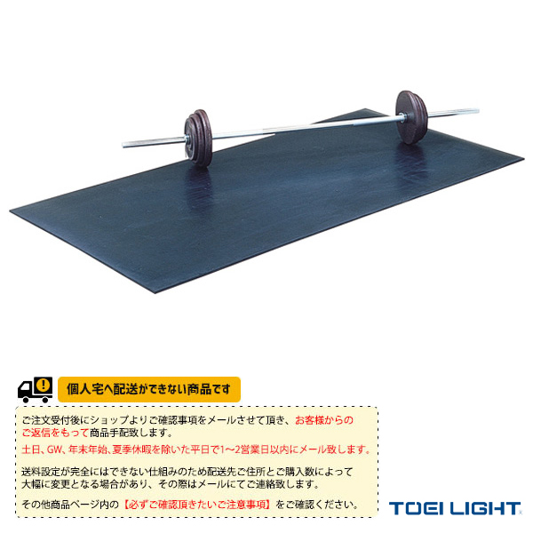 【フィットネス トレーニング用品 TOEI(トーエイ)】 [送料別途]トレーニングマット15(H-9015)