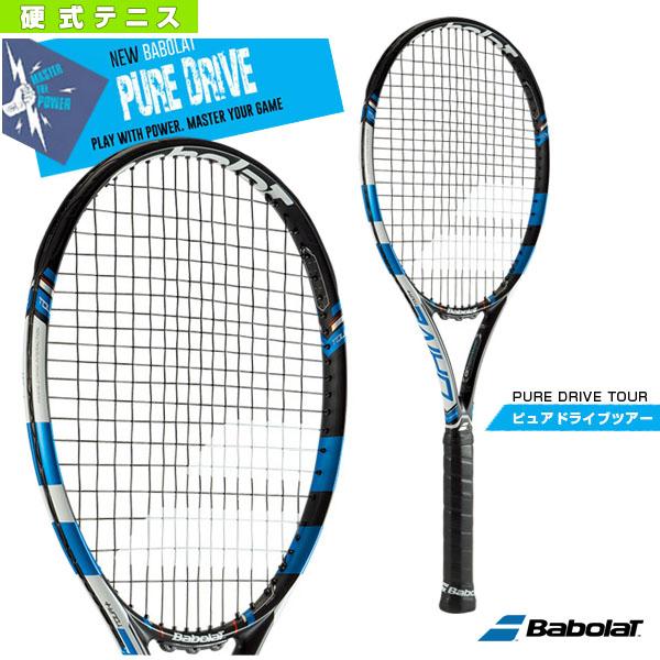 【テニス ラケット バボラ】PURE DRIVE TOUR/ピュアドライブツアー(BF101232)