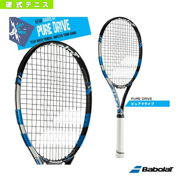 【テニス ラケット バボラ】PURE DRIVE/ピュアドライブ(BF101234)