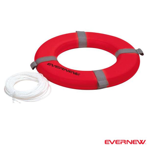 水泳 設備 備品 エバニュー EHA065 直営限定アウトレット 迅速な対応で商品をお届け致します リングブイ