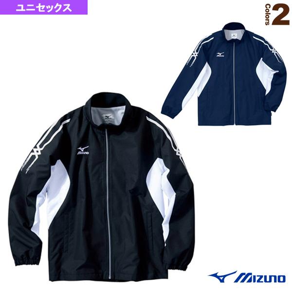 【オールスポーツ ウェア(メンズ/ユニ) ミズノ】ウォーマーシャツ/フード収納式/ユニセックス(A60JF255)