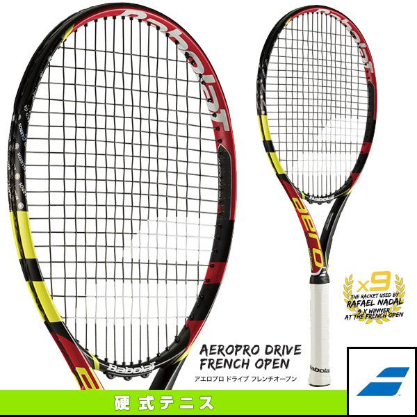 【テニス ラケット バボラ】AEROPRO DRIVE FRENCH OPEN/アエロプロ ドライブ フレンチオープン(BF101223)