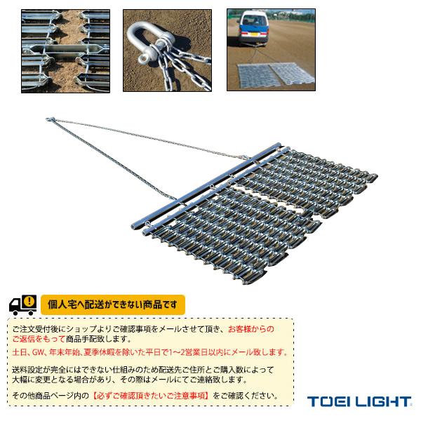 【運動場用品 設備・備品 TOEI】[送料別途]ランニングマットST-2連(B-6222)