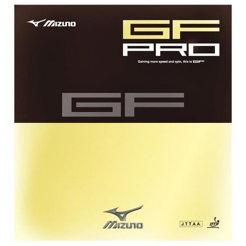 ミズノ卓球ラバー/テンション系裏ソフト/GF PRO/83JRT648