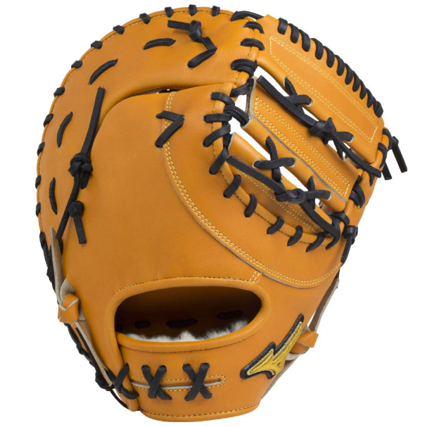 ミズノプロ 軟式用ファーストミット フィンガーコアテクノロジー 一塁手用(野球グローブ/軟式グローブ/中学・一般 大人)MIZUNO 1AJFR18000